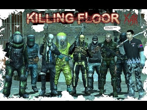 cs 1.6 + killing floor