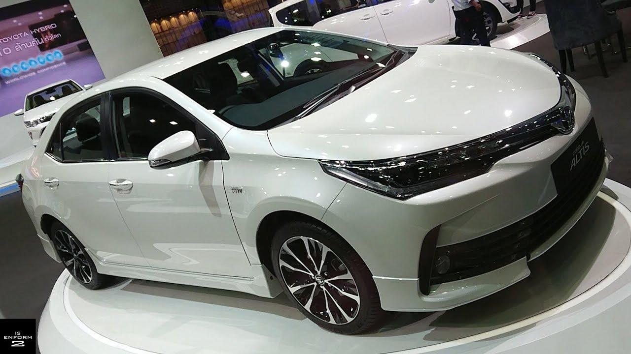 พาชม 2018 Toyota Corolla Altis 1.8 ESport ภายนอก ภายใน ...
