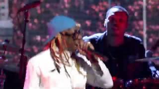 Chance & Lil Wayne Performance - 2020 NBA All-Star Game