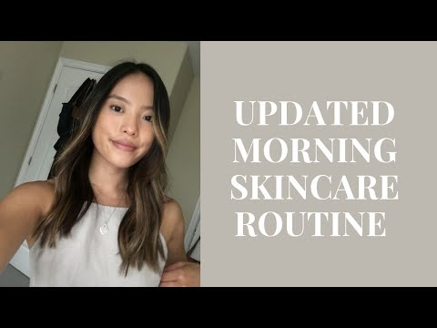 FALL MORNING SKINCARE ROUTINE | Updated