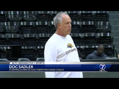 Doc Sadler steps down at Southern Miss, set to meet with Fred Hoiberg