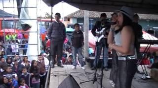 UNA CERVEZA - SOL ARDIENTE Y SU ORQUESTA 1 DE JULIO DEL 2013 REMATE DE FIESTAS JONGOVITO
