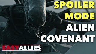 Alien Covenant Spoiler Mode