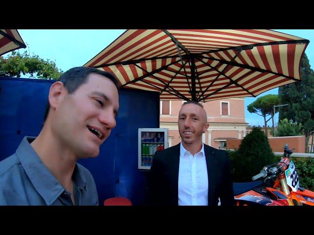 Weege Show Meets Antonio Cairoli