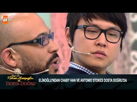 Antonio Stokes Ve Chaby Han Dosta Doğru'da - Nihat Hatipoğlu