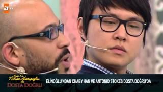 Antonio Stokes ve Chaby Han Dosta Doğru'da - Nihat Hatipoğlu ile Dosta Doğru 138. Bölüm - atv