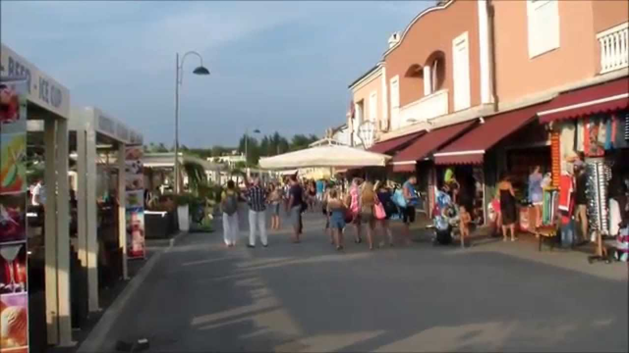 Medulin Kroatien, gemütlicher Urlaubsort in Istrien - YouTube