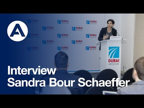 Interview of Sandra Bour Schaeffer, Head of Airbus Demonstrators and CEO Airbus UpNext