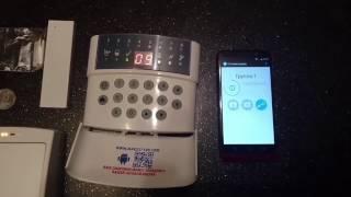 Охранная сигнализация ППК МАКС4064Р. Обзор (часть 1). Охранная фирма
