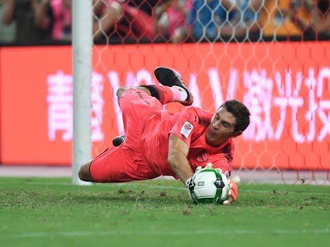 «Арсенал» в серии пенальти обыграл «Баварию» на Международном кубке чемпионов