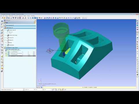 CNC CAD/CAM WorkNC Auto5