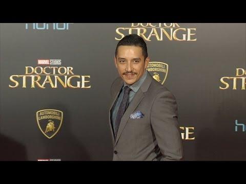 "Gabriel Luna ""Doctor Strange"" World Premiere Red Carpet"