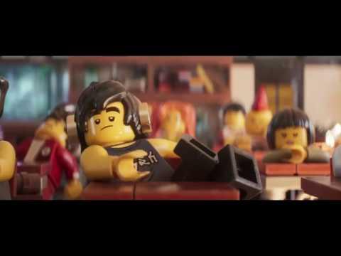Подготовка ниндзя к бою. Лего Фильм Ниндзяго