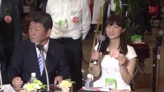 【ニコニコ超会議2017出張CafeSta】エンディング 茂木敏充政務調査会長(2017.04.29)