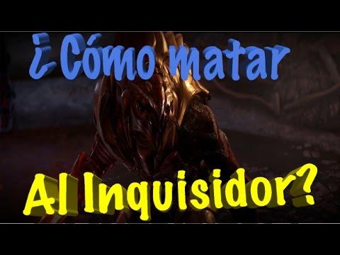 ¿Como matar al inquisidor en HALO 5 Guardians? GLITCH