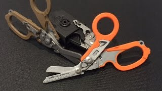 Leatherman Raptor: The Nicest Medical Shears I