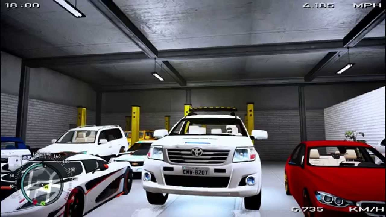 New Unique Engineering Car Showroom Mod My Gta Iv Youtube