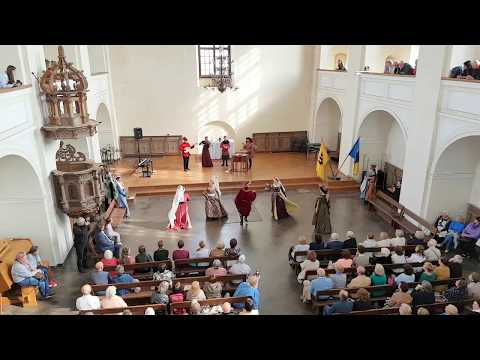 Vita di Cholino - 15th Century Italian Dance
