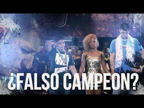 CHUTY ¿FALSO CAMPEÓN? (2017) - Post Red Bull Nacional ESPAÑA - Tess La