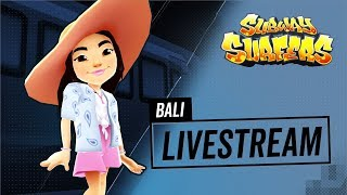 🔴 Live Stream | Subway Surfers Gameplay | Bali