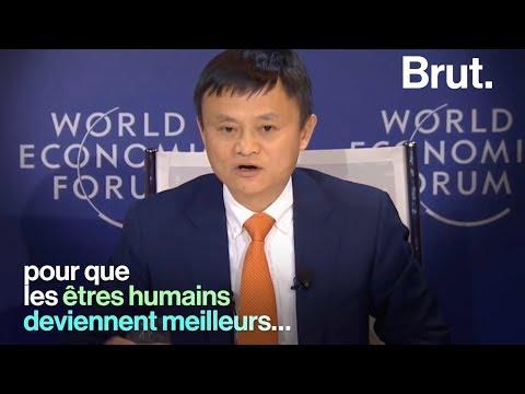 La leçon de philosophie chinoise du milliardaire Jack Ma