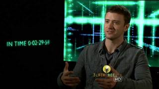 """Justin Timberlake Interview for """"In Time"""" 