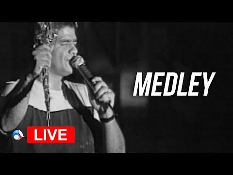 Eddy Herrera – Mejor No Me Quieras – La Vieron – No Puedo Mas – Si Tu Te Vas – Medley [LIVE]