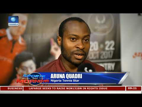 Quadri Delighted With Sponsorship Deal,Reflects On ITTF Performance |Sports This Morning|