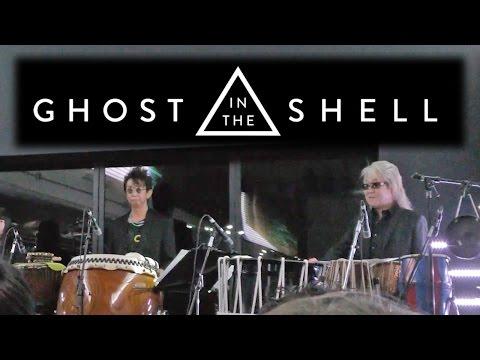 Ghost In The Shell - Kenji Kawai Opening Theme | Tokyo premiere (2017) 川井 憲次