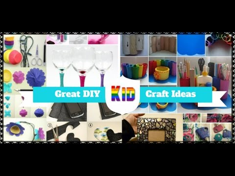 Diy Cool Crafts To Do When Bored At Home Diy Crafts For Kids