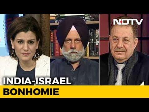 Israel's Netanyahu's India Visit High On Optics, Low On Substance?