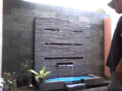 kolam minimalis buat ikan koi - youtube