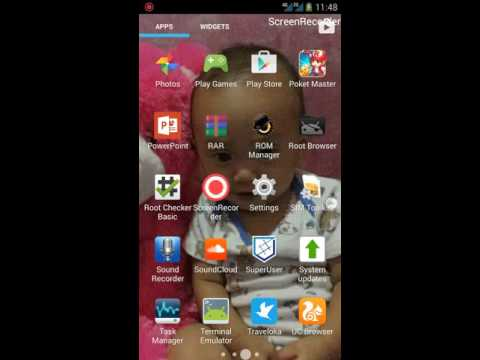 Cara Root Android ZTE V.9280 (Bolt 4G LTE)