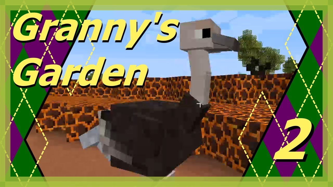 Granny\'s Gardens: Ep 2: Let\'s do Lunch - YouTube