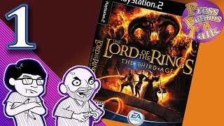 Lord of the Rings: The Third Age, Ep. 1: Knock It Off, Goblin!! - Press Buttons