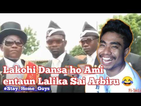{ FI-TecLi } Lakohi Dansa Ho Ami Entaun Keta Sai Arbiru😂|| #Time_To_React|| Timor-Leste Vlogger🇹🇱
