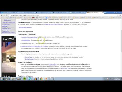 2. LAME encoder for Audacity