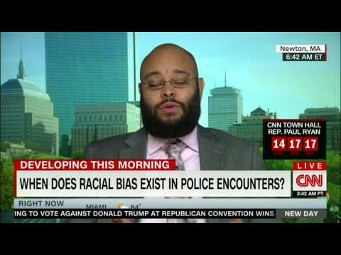 Dr. Philip Atiba Goff on CNN New Day