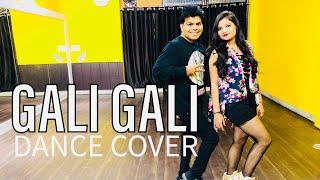 Gali Gali Dance Video | KGF | Neha Kakkar | Dance Choreography | Priyank Dhakar & Mansi Agarwal