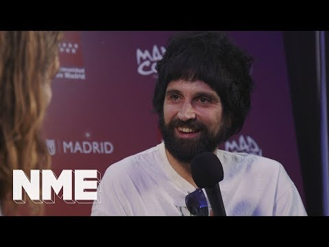 Mad Cool Festival 2018: Kasabian's Serge Pizzorno talks football and festival headliners