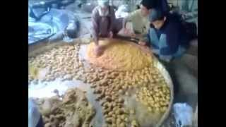Best jaggery  khyber pakhtunkhwa gurra in pakistan نواں کلے پختونخواہ چارسدہ کا مشہور   گڑ
