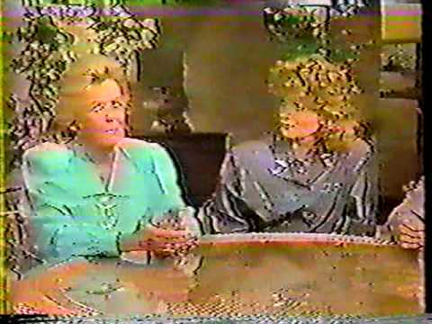 Mary Beth Evans on The Today  1987