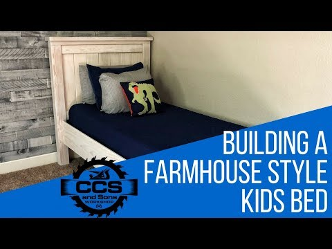 how-to-build-a-farmhouse-style-kids-bed