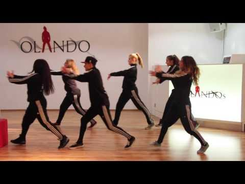 """How To Dance """"JUSTICE!"""" Choreography Tutorial"""