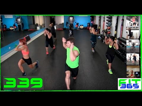 Intense Bodyweight HIIT Group Training - 20,000 Subscriber Fitness Celebration!