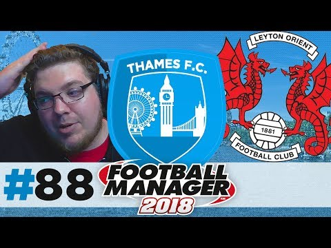 Thames fc | episode 88 | pat, pat rogers | football manager 2018