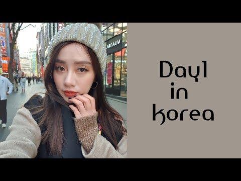 2019 KOREA TRIP   Tracy Chọn Chuyến Bay Và Di Chuyển Như Thế Nào Rẻ Nhất