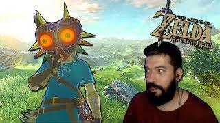 MAJORA'NIN MASKESİ | The Legend of Zelda : Breath of the Wild #44