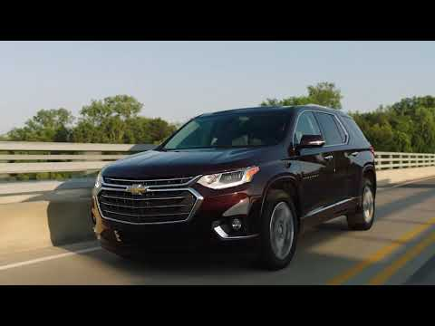 New and Used Chevrolet Traverse (Chevy): Prices, Photos ...