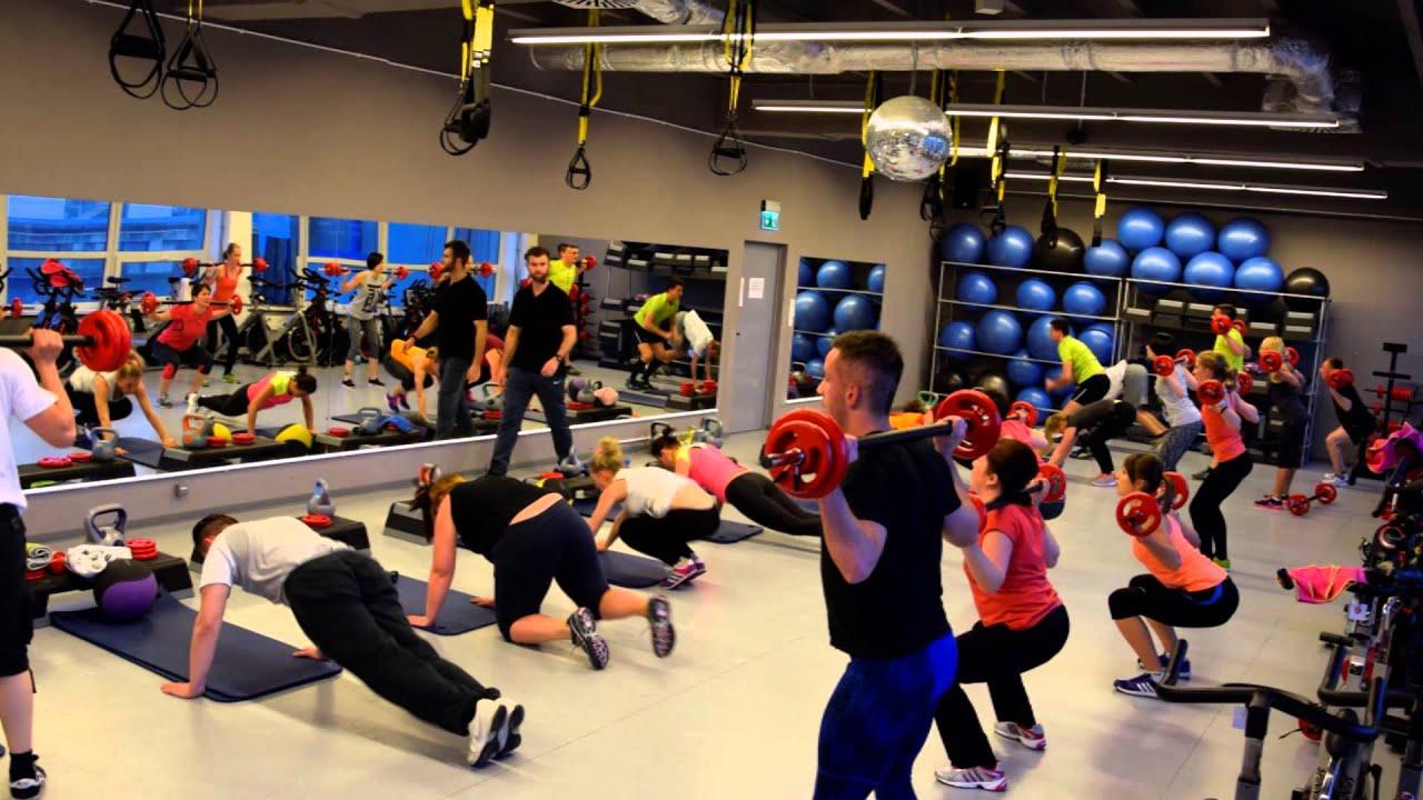 Fitness Club 24 Czechowice - Dziedzice - YouTube